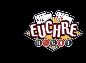Euchre every Wednesday